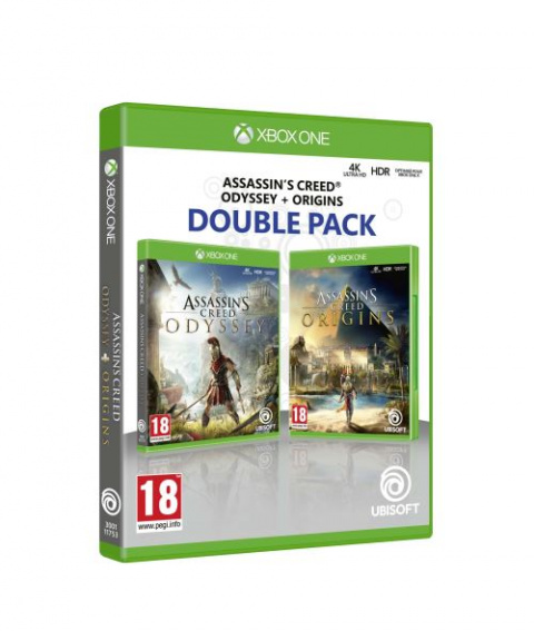 Bon plan Assassin's Creed : le double pack en réduction à -20%