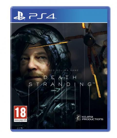 Death Stranding le chef-d'œuvre de la PS4 à -28%