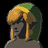 Link pixelisé (The Legend of Zelda)