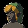 Link Cartoon (The Wind Waker)