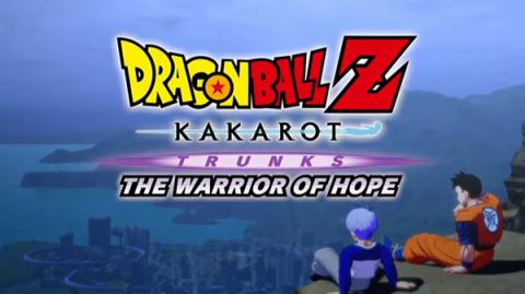 Dragon Ball Z Kakarot : Trunks, Le Guerrier de l'Espoir