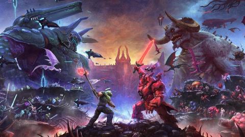 DOOM Eternal : The Ancient Gods, Part II sur PS4