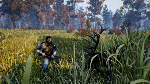 Open Country : Le jeu de chasse en open-world se dévoile