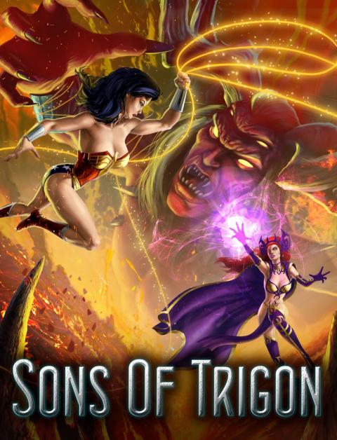 DC Universe Online : Sons of Trigon sur PS4