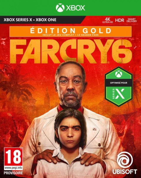 Précommande de Far Cry 6 : 15€ de remise sur l'édition Gold + le DLC offert