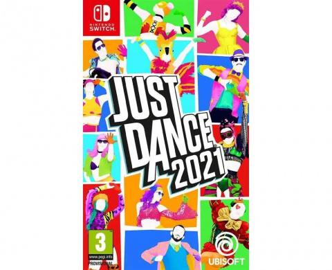 La Promo qui fait du limbo : Just Dance 2021 au meilleur prix