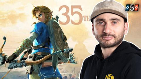 Zelda : des surprises pour les 35 ans de la série ?