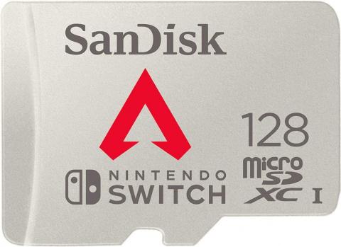 Bon plan SanDisk : la carte microSD 128Go en réduction à -37%