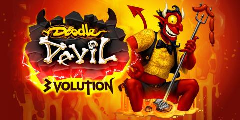 Doodle Devil : 3volution sur PS5