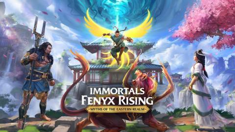 Immortals Fenyx Rising : Mythes de l'Empire Céleste