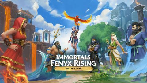 Immortals Fenyx Rising : Les Dieux Perdus sur PC
