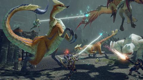 Monster Hunter Rise passe en version 1.1.2, les détails