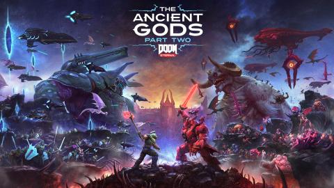 DOOM Eternal : The Ancient Gods – Part Two dévoile un teaser
