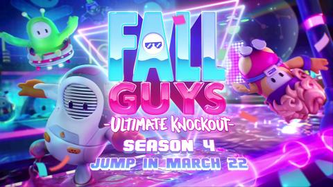Fall Guys : une nouvelle saison et une collaboration avec Among Us