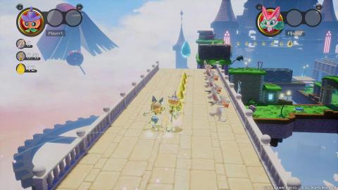 Balan Wonderworld : Plusieurs changements importants ajoutés au patch Day One
