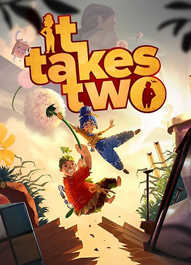 It Takes Two sur PS5