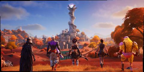 Fortnite : Lara Croft et Neymar à l'honneur dans le Chapitre 2 - Saison 6