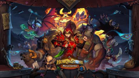 Hearthstone : Extension, Set Fondamental, Mercenaires... On fait le point