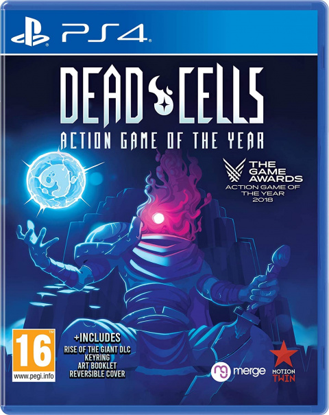 Bon plan PS4 : Dead Cell Action Game of the Year à moins de 20€