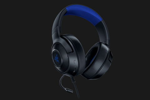 Casque Gaming Razer Kraken X en promotion de 21%