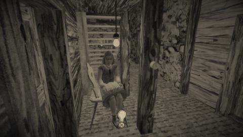 Mundaun : Le conte horrifique tout en nuances (de gris)