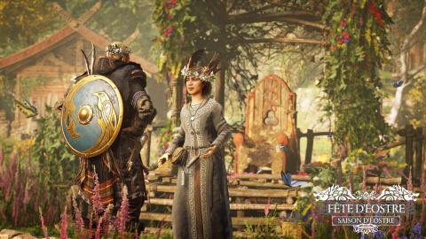 Assassin's Creed Valhalla - La Saison 2 ouvre ses portes