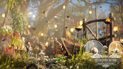 Assassin's Creed Valhalla fête Pâques avec un tout nouveau festival disponible dès maintenant
