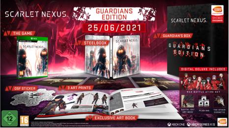 Scarlet Nexus : L'action-RPG de Bandai Namco prend date, un anime en approche