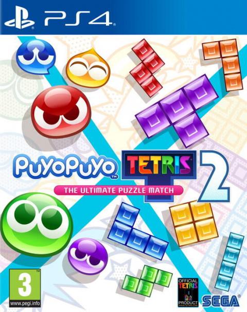 Bon plan PS4 : -25% sur Puyo Puyo Tetris 2