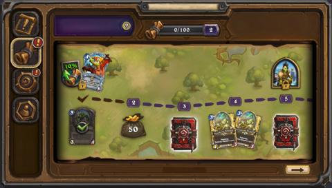Hearthstone repense son Battle Pass et introduit les cartes diamant