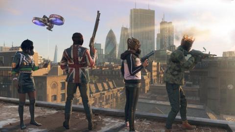 Watch Dogs Legion : Le mode Online est enfin disponible sur PC