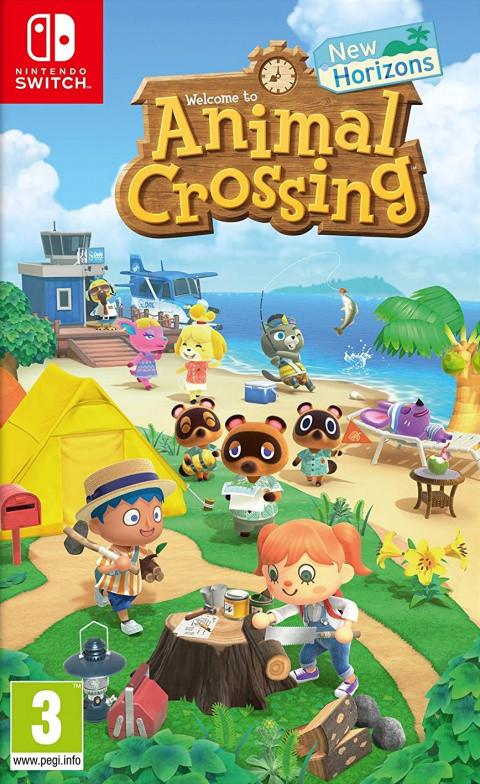 Animal Crossing : New Horizons sur Switch