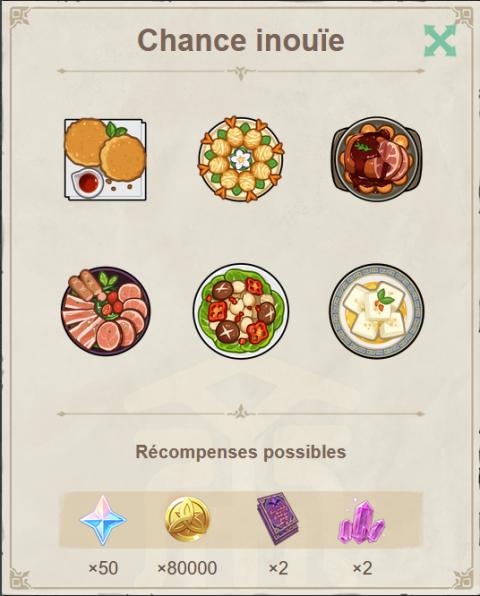"""Genshin Impact, """"Bienvenue au Restaurant Wanmin"""" : comment récupérer les Primo-gemmes dans l'événement web"""