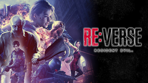 Resident Evil Re:Verse sur PS5