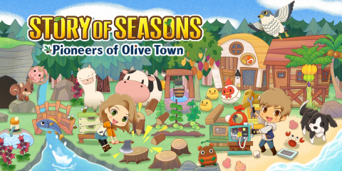 Story of Seasons : Pioneers of Olive Town, guides, astuces