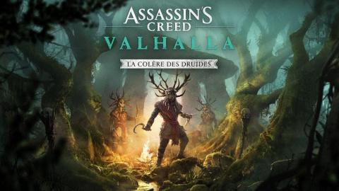 Assassin's Creed Valhalla : La Colère Des Druides sur PS4
