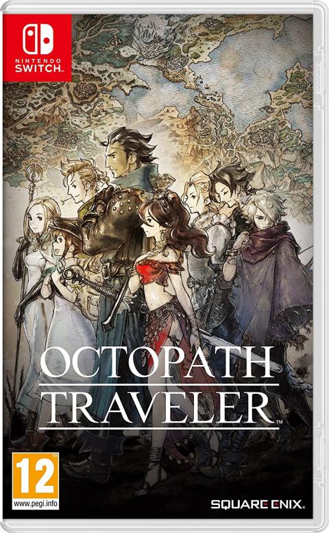Bon plan Nintendo Switch : Octopath Traveler au meilleur prix