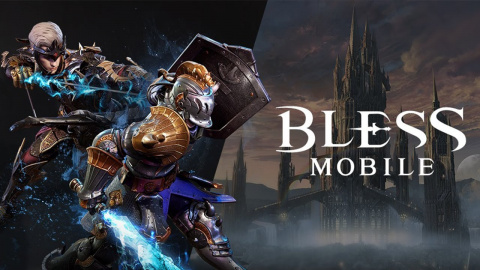 Bless Mobile sur Android