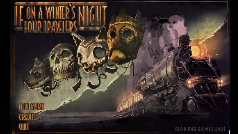 If On A Winter's Night, Four Travelers sur PC