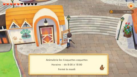 """Animalerie : """"Les croquettes coquettes"""""""