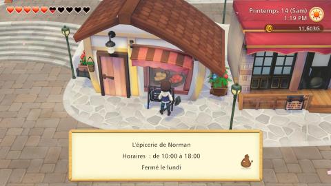 L'épicerie de Norman