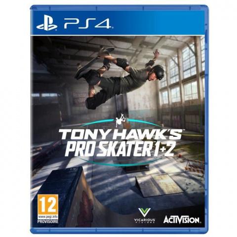Bon plan PS4 : Tony Hawk's Pro Skater 1 + 2 en réduction à -44%