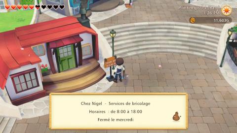 Chez Nigel - Services de bricolage