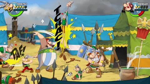 Astérix & Obélix de retour dans un nouveau beat'em all
