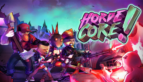 HordeCore sur PC
