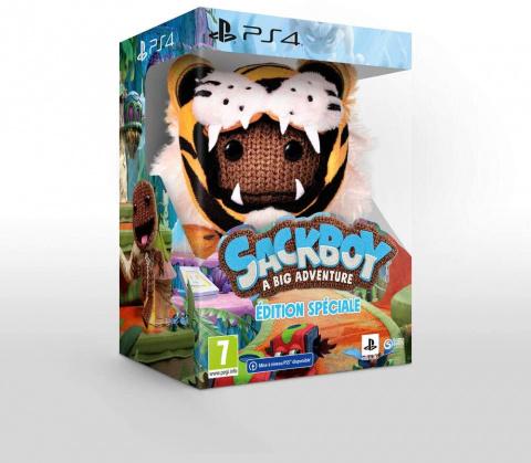 Sackboy A Big Adventure! Special Edition en promotion de 12%