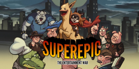 SuperEpic : The Entertainment War