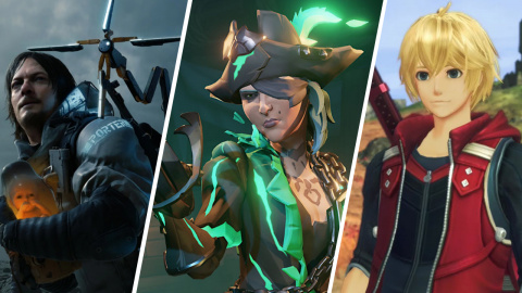 Death Stranding, Sea of Thieves, Xenoblade... - 10 jeux pour s'évader