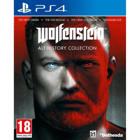 Promotion PS4 : la compilation des Wolfenstein en réduction à -50%