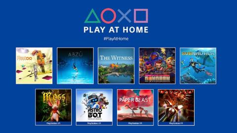 PS4 / PS5 : Les 9 jeux gratuits du Play at Home en attendant Horizon Zero Dawn